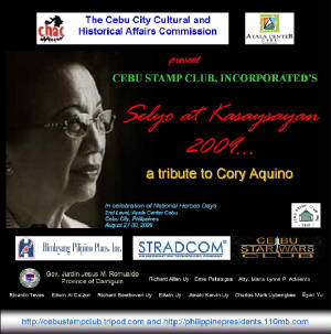 a tribute to cory aquino official poster