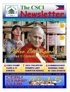 2013 jan - mar csci newsletter